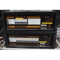 DMX POWER BLOCK DMX 6X3
