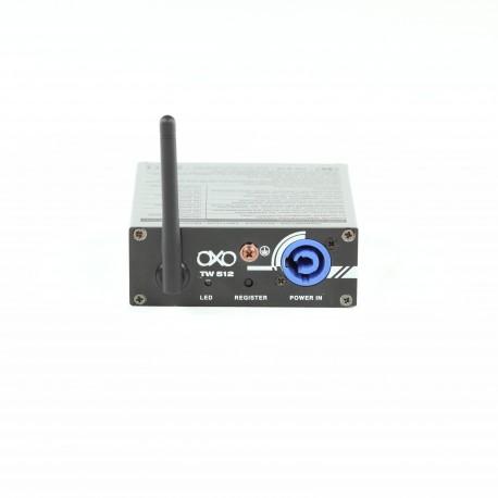 OXO Emetteur/récepteur DMX sans fil