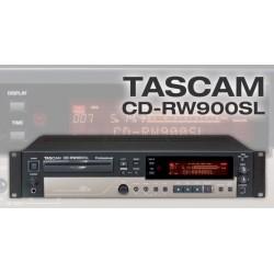 CD RW900SL TASCAM LECTEUR CD