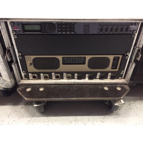 MA6.8 MARTIN AUDIO RACK COMPLET