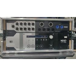 NXAMP4X1+ PATCH PANEL NEXO