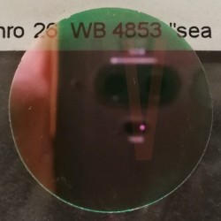 Green dichro Diam 26 mm