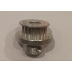 Toothed wheel diam 25