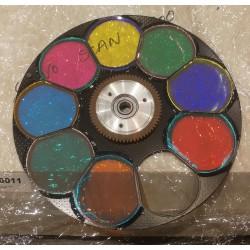 Complete color wheel