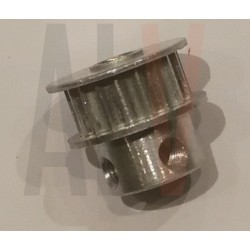 Toothed wheel diam 16.3 mm