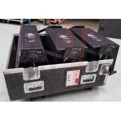 NEXO GEO S12 +  SUB RS18 + NXAMP + BUMPER