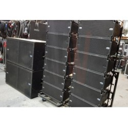 T4 + S20 DB TECHNOLOGIES SYSTEME AMPLIFIE COMPLET