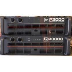 P3000 AMPLIFICATEUR ELECTRO VOICE