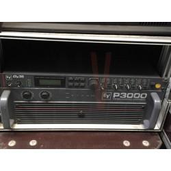 P3000/DX38 RACK AMPLI ELECTROVOICE