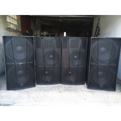 F215+ / S218+ / MARTIN AUDIO KIT COMPLET