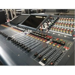 PRO 2 + DL 251 CONSOLE MIDAS TOURING PACKAGE