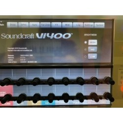 VI400 + RACK LOCAL + SOUNDCRAFT ESCENARIO