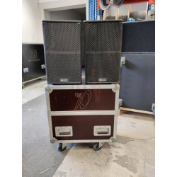 NEXO - Paire de PS10-R2 en flight Case