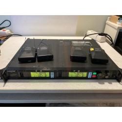 PSM 10 00 EAR SHURE TRANSMITTER