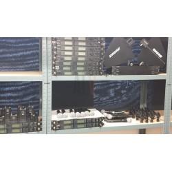 KIT HF UR4D + UR2 BETA 58 SHURE