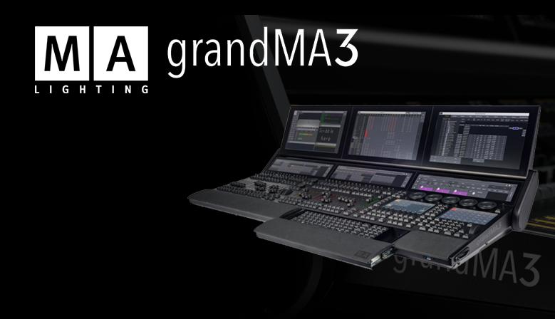 MA Lighting - Grand MA 3 - A vendre