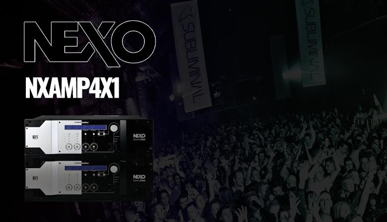 NEXO NXAMP 4X1
