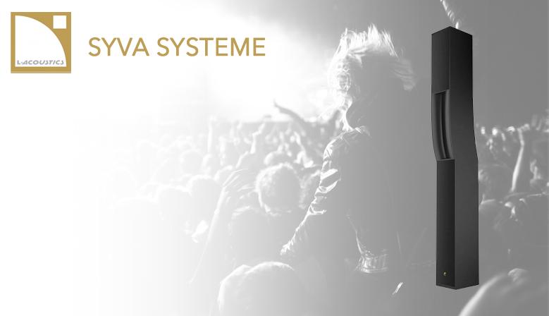 Lacoustics Syva system