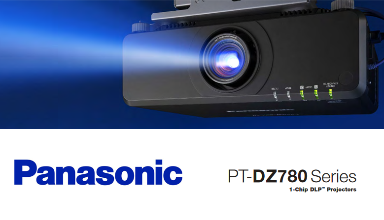 PT-DZ780 VIDEO PROJECTEUR PANASONIC