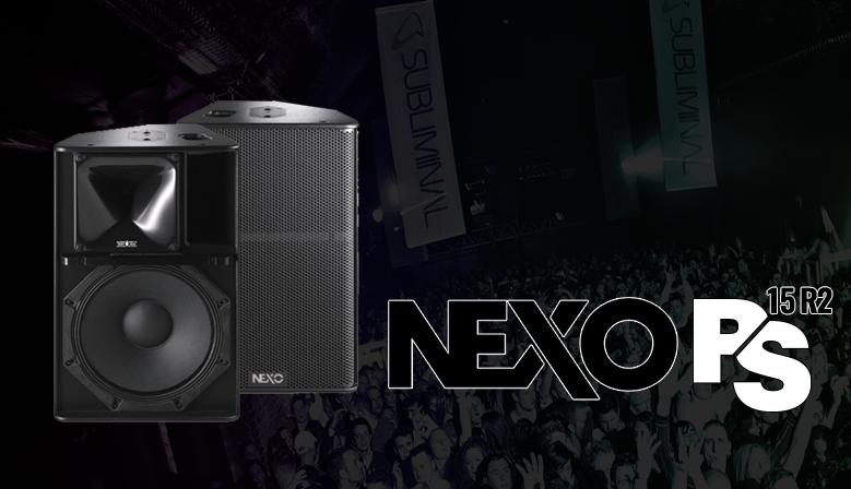 NEXO PS15 R2